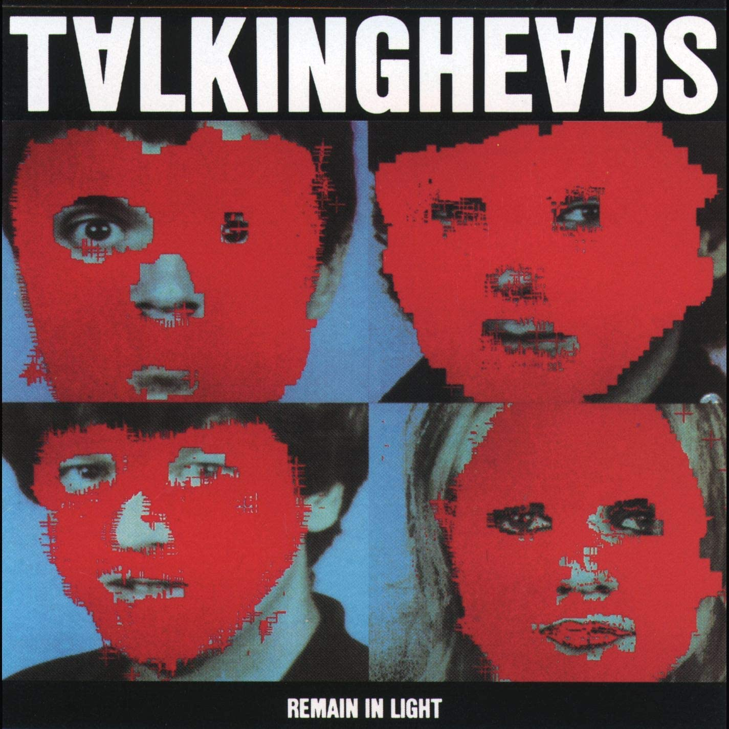 Talking Heads/Remain In Light [LP]