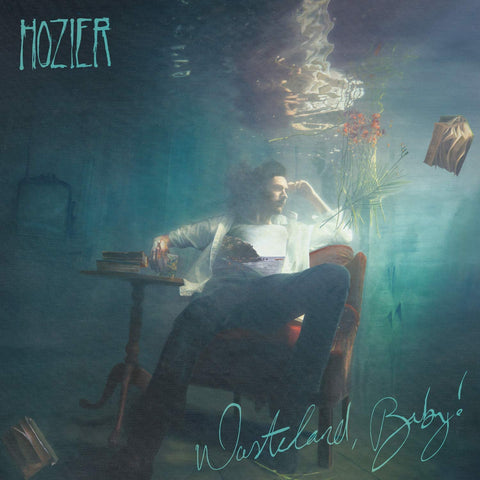 Hozier/Wasteland, Baby! (Sea Glass Green Vinyl) [LP]