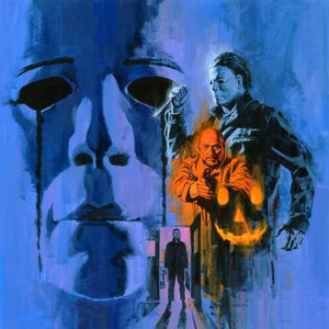 Soundtrack/Halloween II - 40th Anniversary Edtion (Death Waltz) [LP]