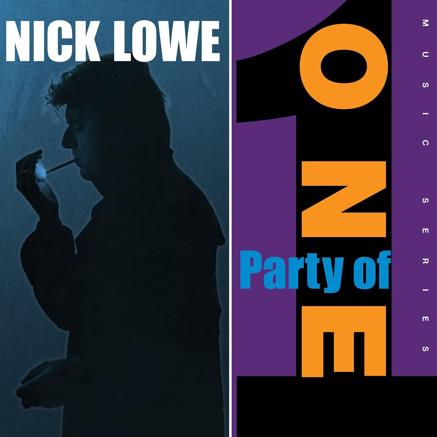 Lowe, Nick/Party Of One [CD]
