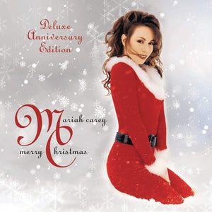 Carey, Mariah/Merry Christmas Deluxe Anniversary Edition [CD]