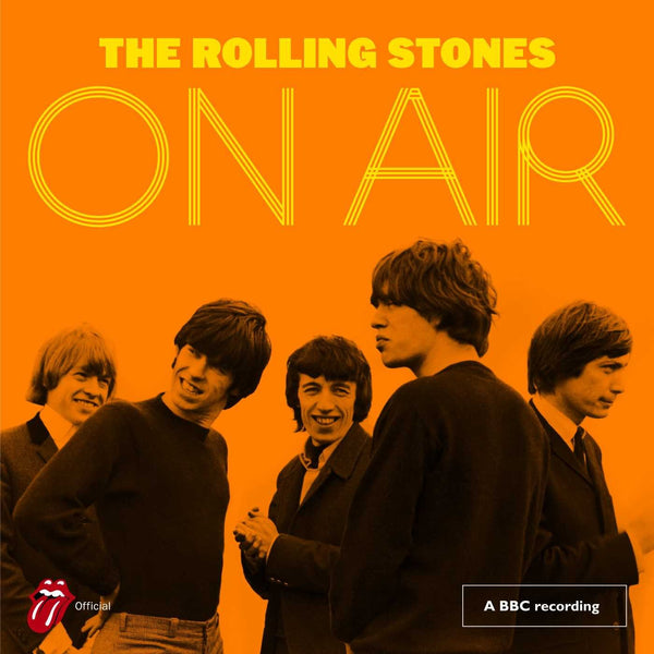 Rolling Stones/On Air [CD]