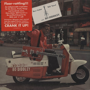 Diddley, Bo/Have Guitar Will Travel [LP]