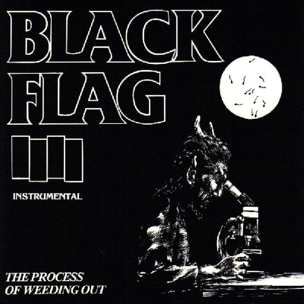 Black Flag/The Process Of Weeding Out [LP]