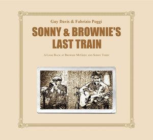 Davis, Guy & Poggi, Fabrizio/Sonny & Brownie's Last Train [CD]