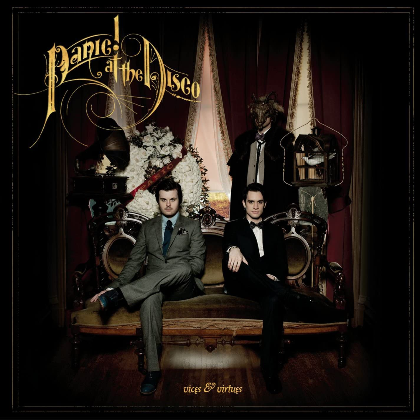 Panic! At The Disco/Vices & Virtues [LP]
