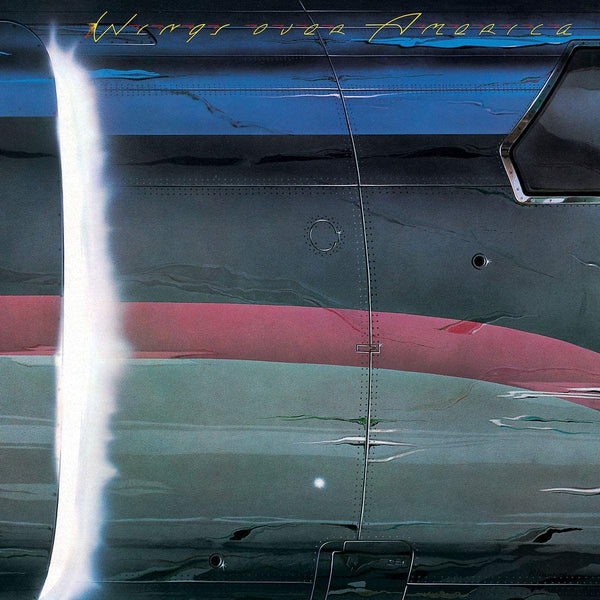 McCartney, Paul/Wings Over America (3LP Red/Blue/Green Vinyl) [LP]