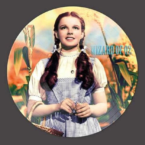 Soundtrack/Wizard Of Oz (Picture Disc) [LP]