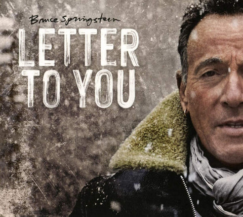 Springsteen, Bruce/Letter To You [LP]