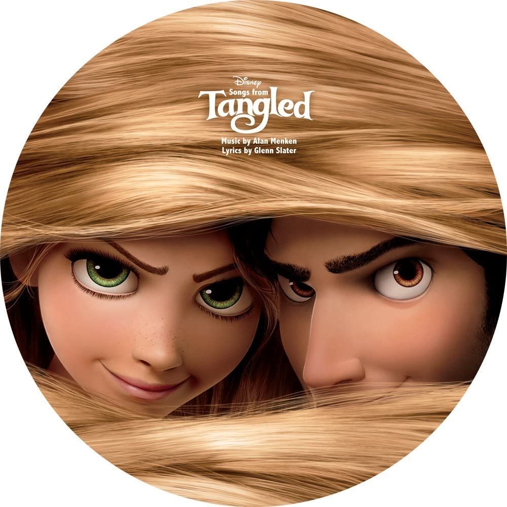 "Soundtrack/Tangled (Picture Disc) [5""]"