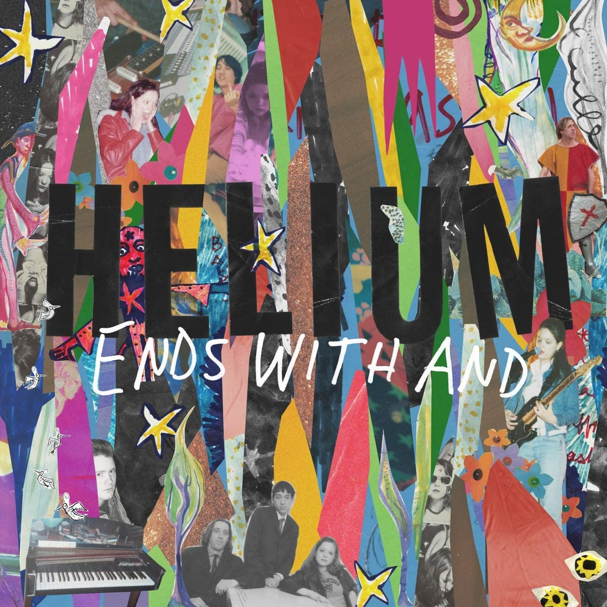 Helium/Ends With And [LP]