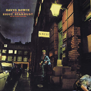 Bowie, David/The Rise And Fall Of Ziggy Stardust [CD]