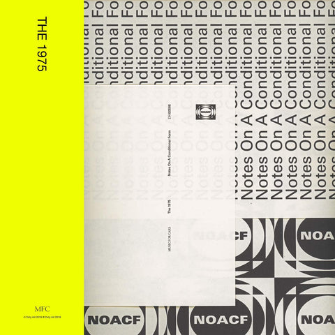 1975, The/Notes On A Conditional Form [CD]