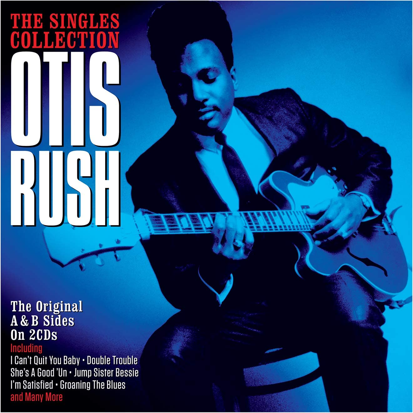 Rush, Otis/The Singles Collection (2CD) [CD]