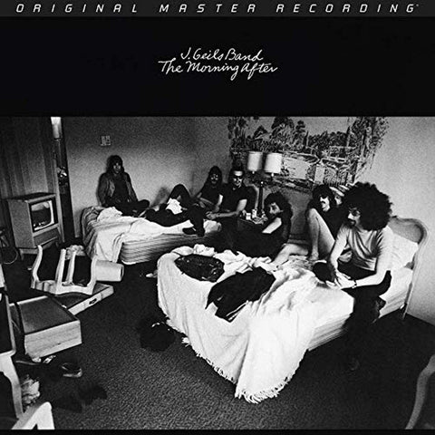Geils, J. Band/The Morning After (MFSL Audiophile) [LP]