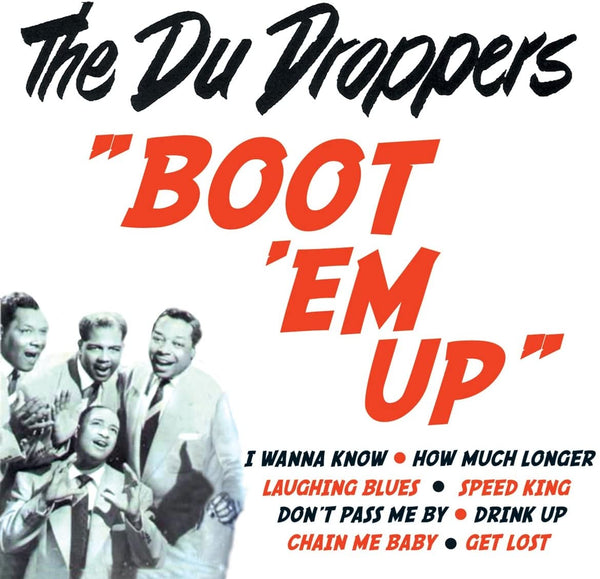 Du Droppers, The/Boot 'Em Up [CD]