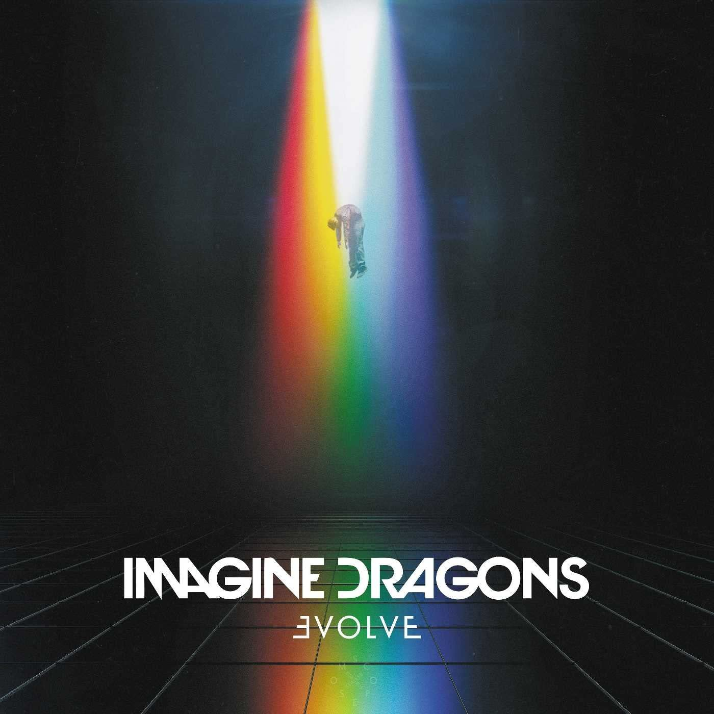 Imagine Dragons/Evolve [LP]