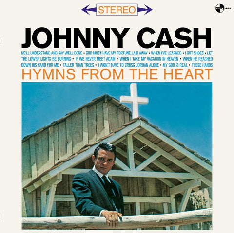 Cash, Johnny/Hymns From The Heart [LP]