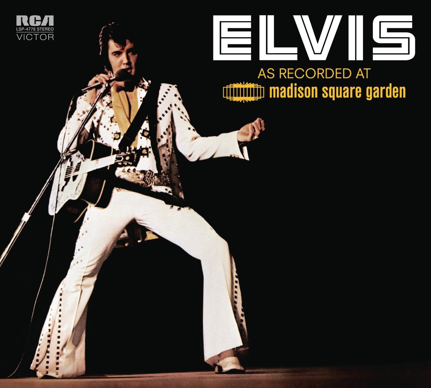 Presley, Elvis/As Recorded at Madison Square Garden (Legacy Edition) [CD]