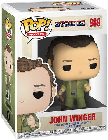 Pop! Vinyl/Stripes - John Winger [Toy]