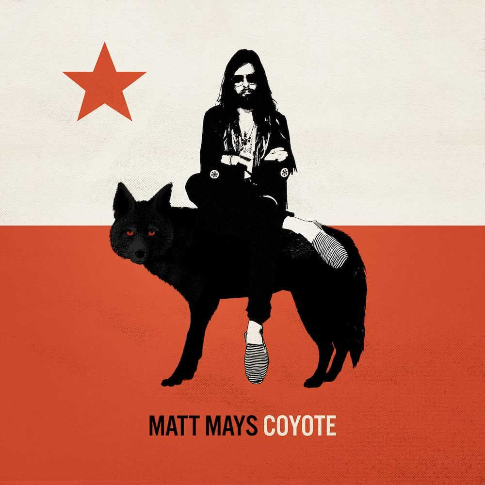 Mays, Matt/Coyote [CD]