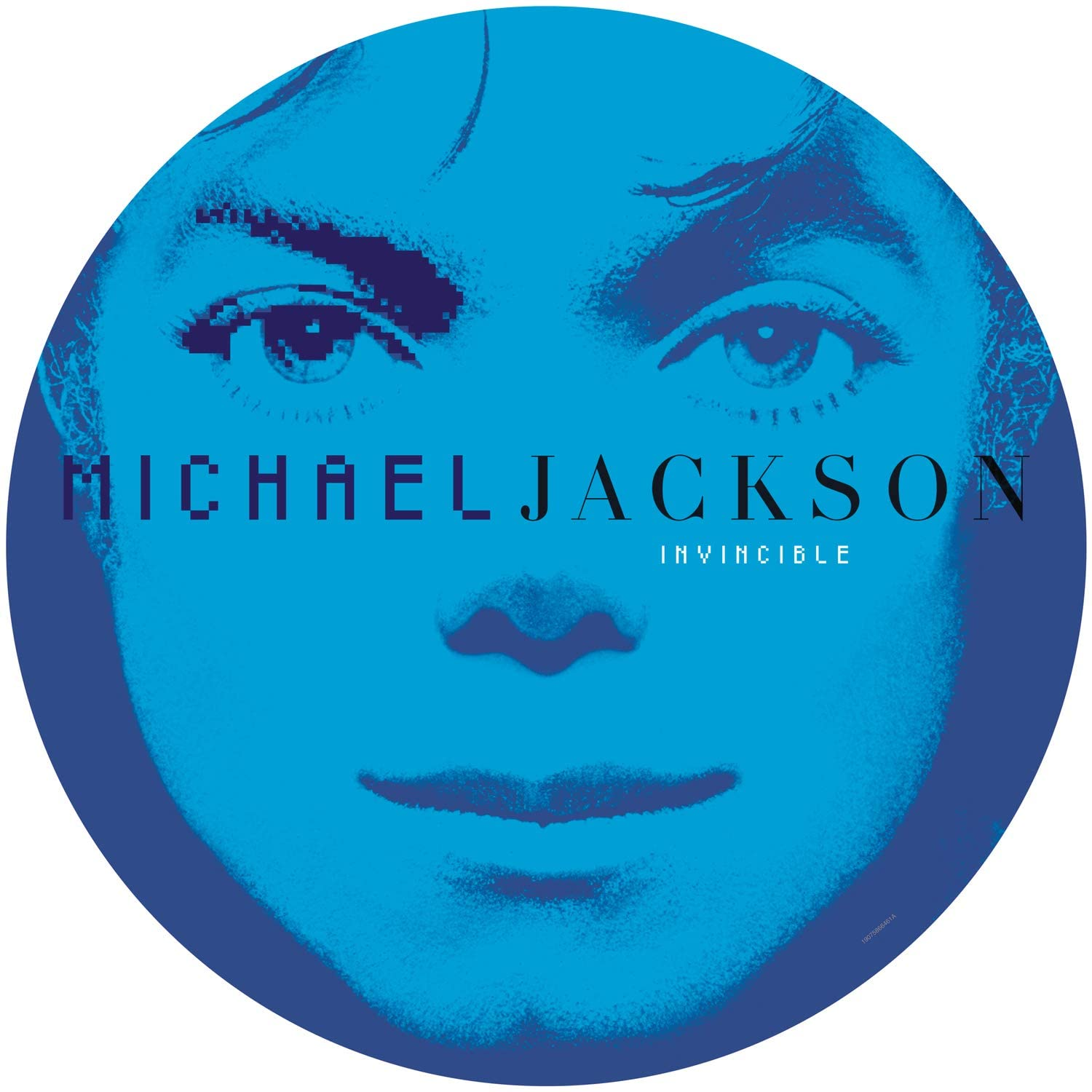 Jackson, Michael/Invincible - Picture Disc (2LP) [LP]