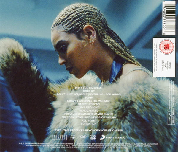 Beyonce/Lemonade (CD/DVD) [CD]