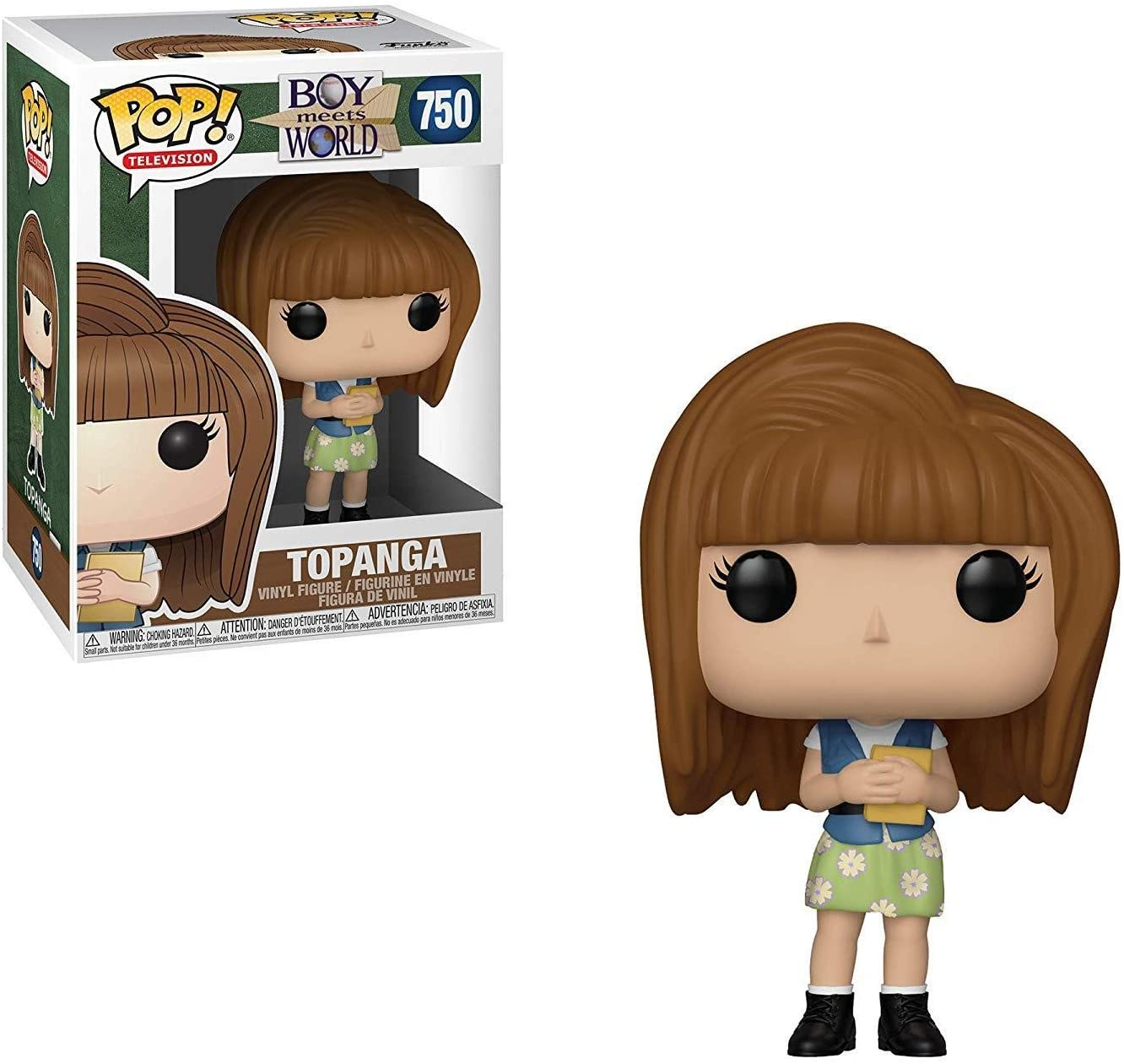 Pop! Vinyl/Boy Meets World - Topanga [Toy]