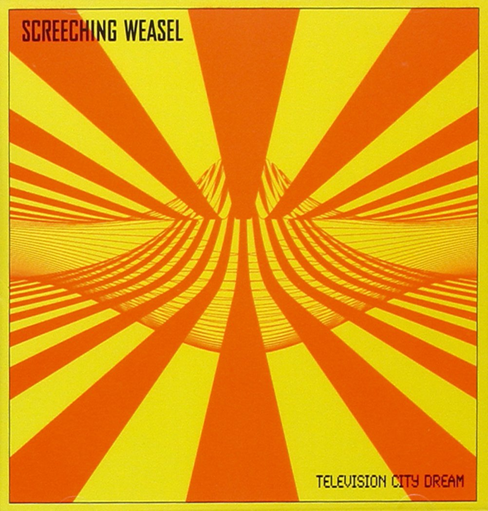 Screeching Weasel/Television City Dream [CD]