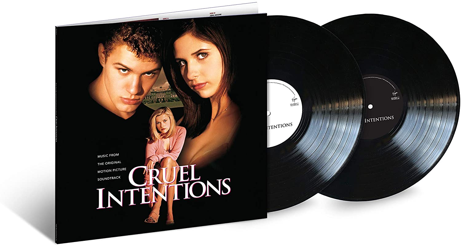 Soundtrack/Cruel Intentions [LP]