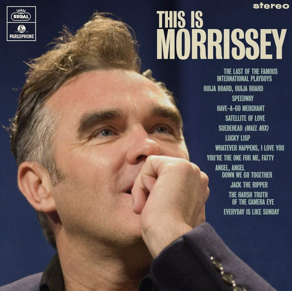 Morrissey/This Is Morrissey [LP]