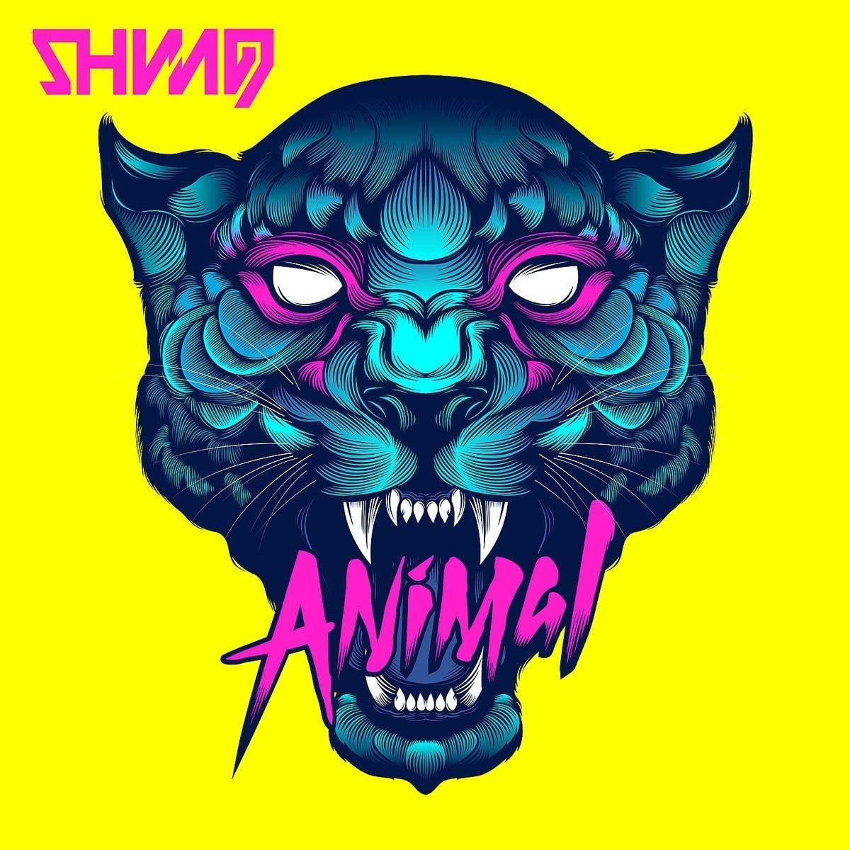 Shining/Animal [LP]