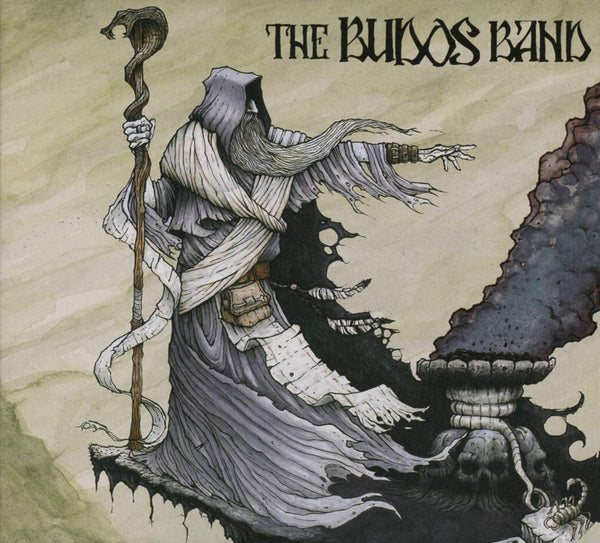 Budos Band, The/Burnt Offering [CD]