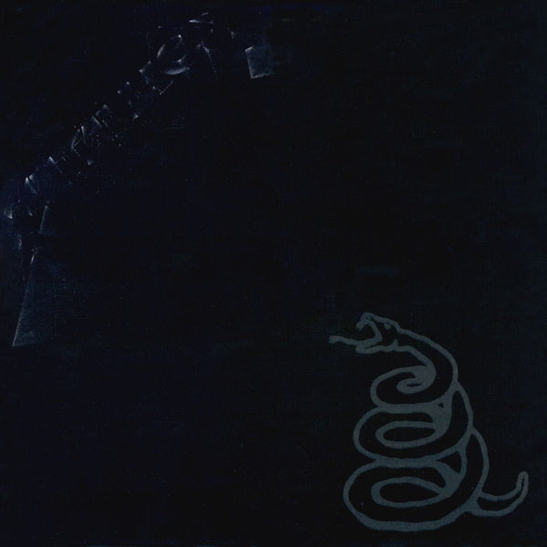 Metallica/Metallica (Black Album) [CD]