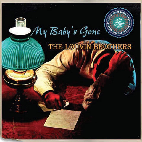 Louvin Brothers/My Baby's Gone [CD]