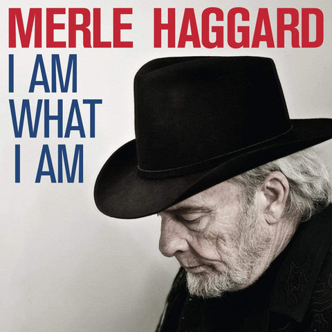 Haggard, Merle/I Am What I Am [LP]