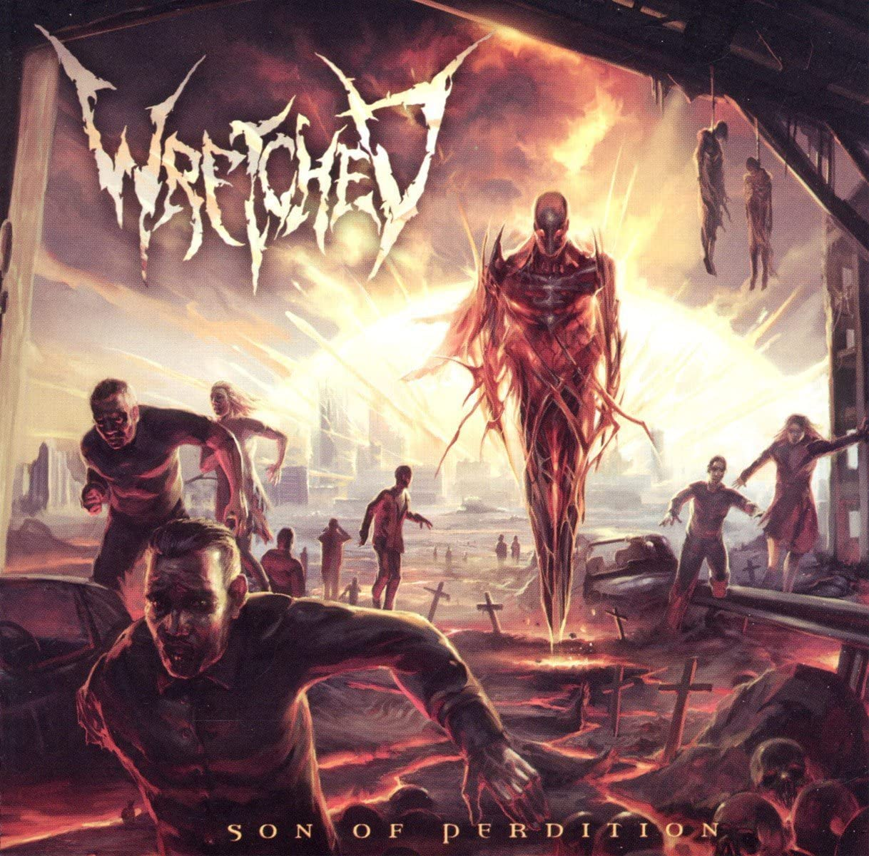 Wretched/Son Of Perdition [LP]