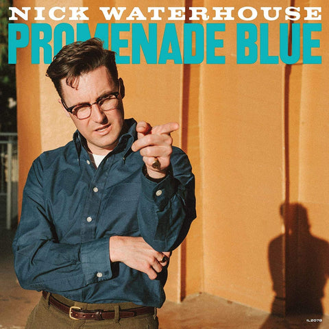 Waterhouse, Nick/Promenade Blue [LP]
