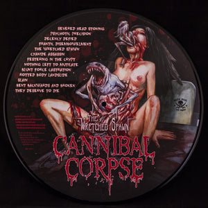 Cannibal Corpse/The Wretched Spawn (Picture Disc) [LP]