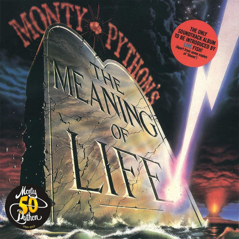 Monty Python/The Meaning of Live [LP]