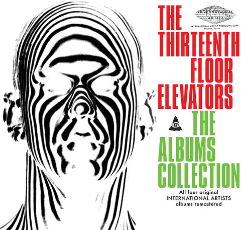13th Floor Elevators, The/The Albums Collection (4CD) [CD]