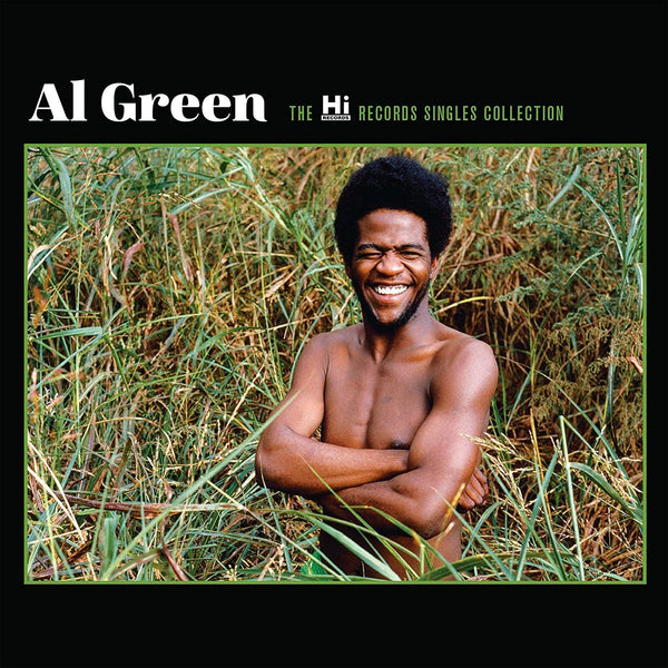 Green, Al/The Hi Singles Collection (3CD) [CD]