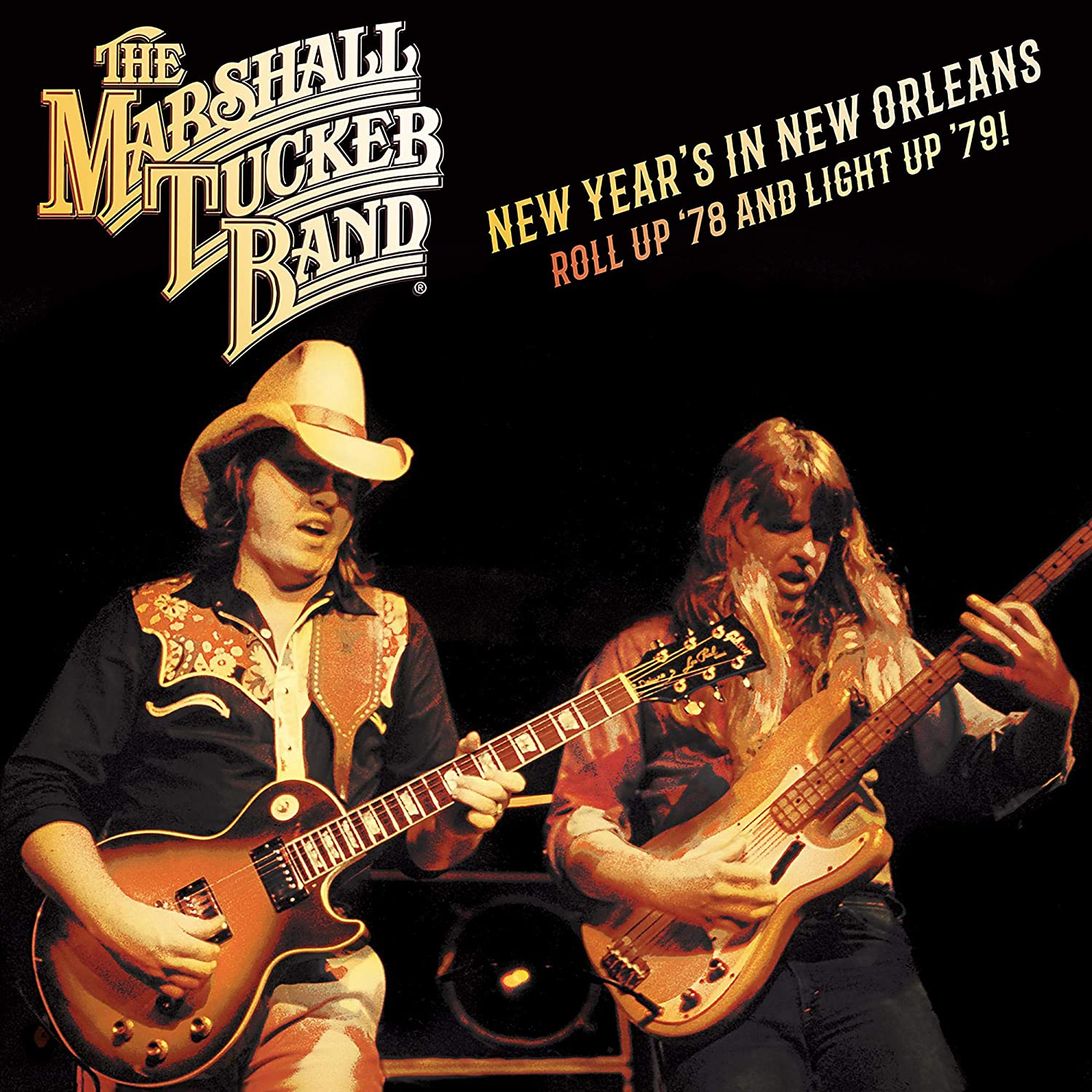 Marshall Tucker Band/New Year's In New Orleans Roll Up '78 And Light Up [CD]