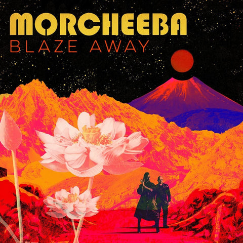 Morcheeba/Blaze Away [LP]