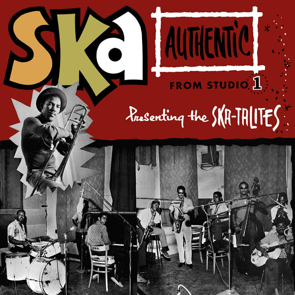 Skatalites, The/Ska Authentic [CD]