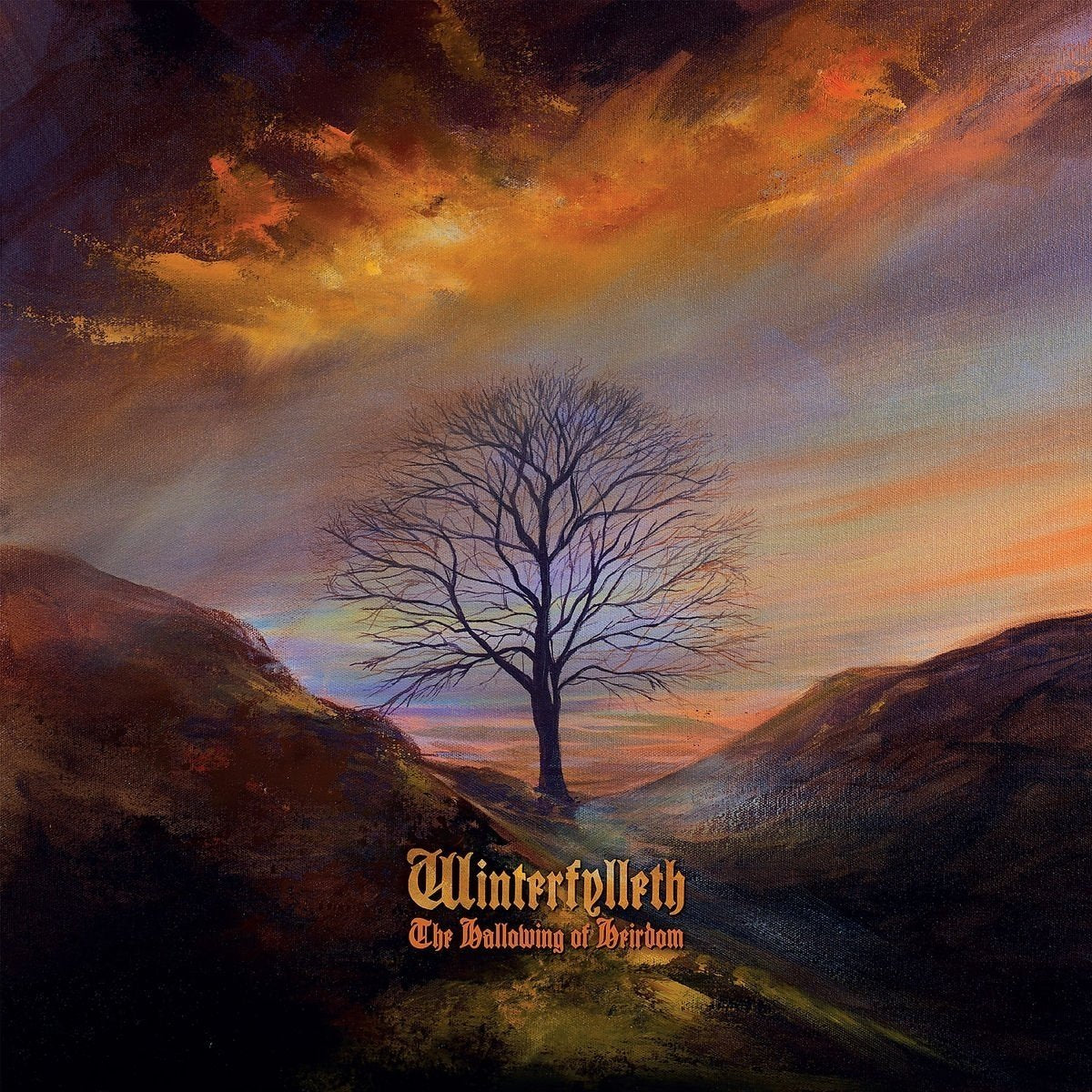 Winterfylleth/The Hallowing Heirdom [CD]