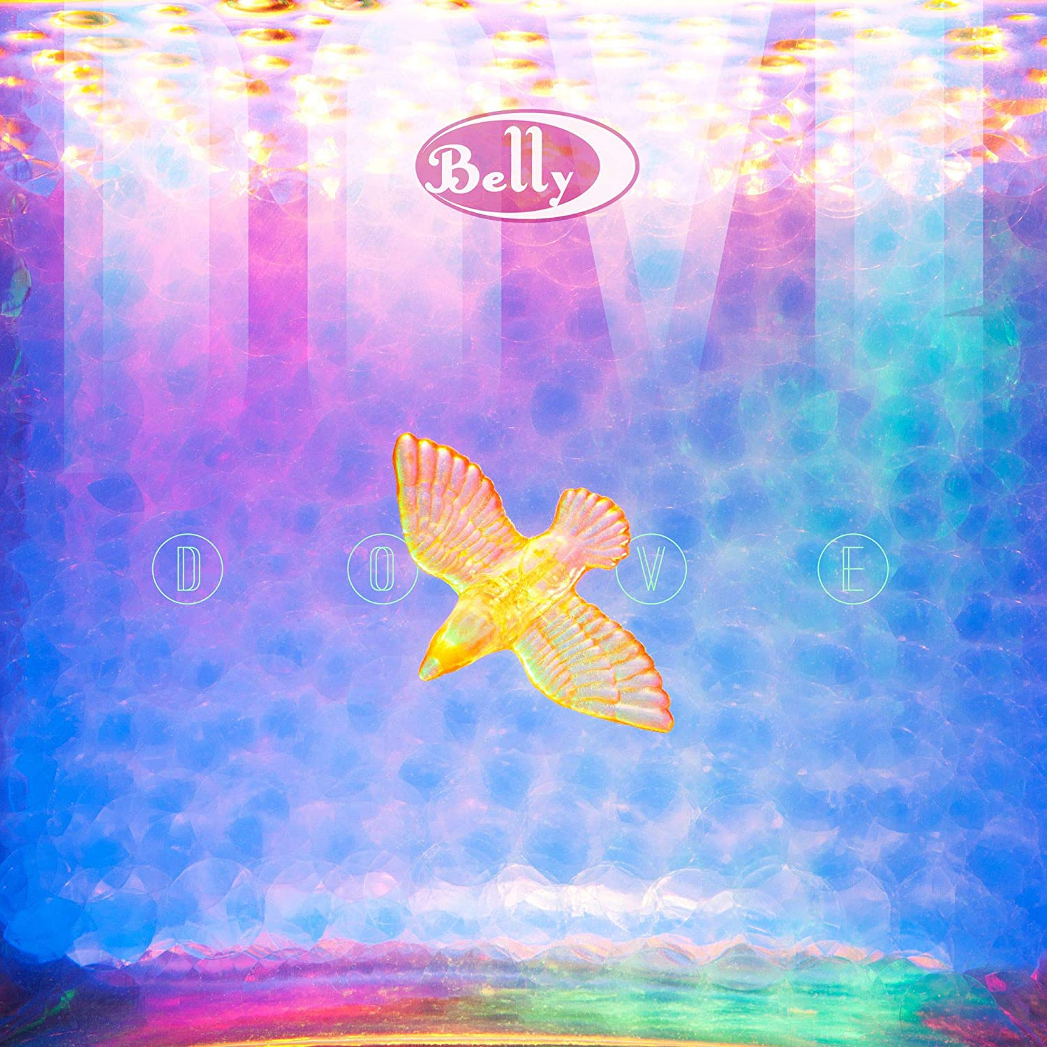 Belly/Dove [LP]