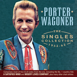Wagoner, Porter/The Singles Collection 1952 - 1962 [CD]