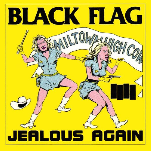 Black Flag/Jealous Again EP [LP]