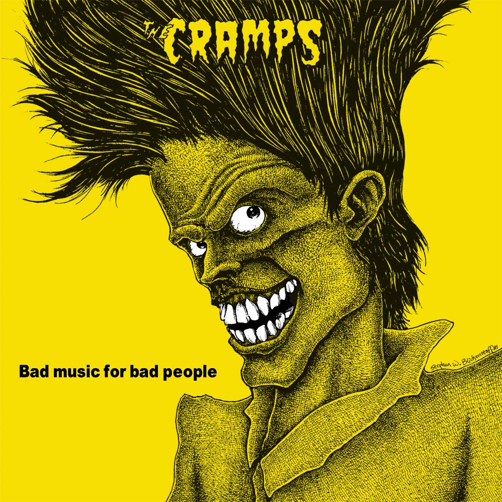 Cramps/Bad Music For Bad People (Import) [LP]